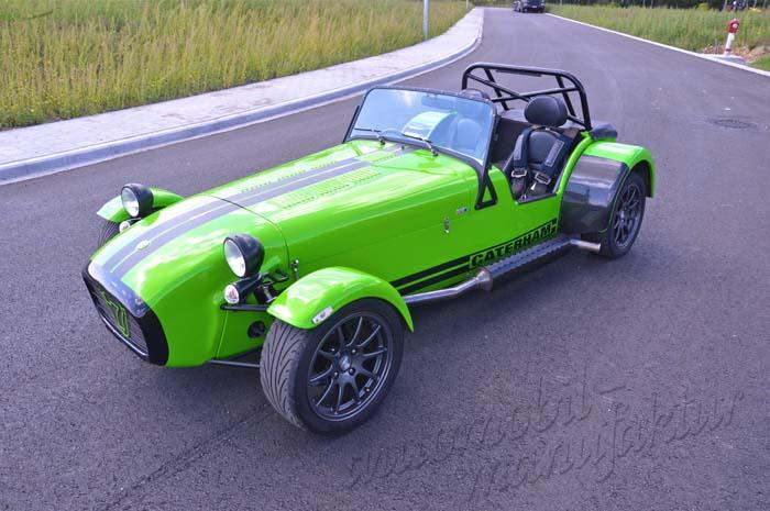 "SV-Caterham Supersport ""The Venomous Stinger"""