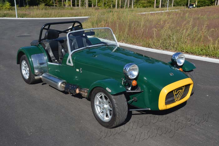 "SV-Caterham Supersport ""The Green Sprite"""