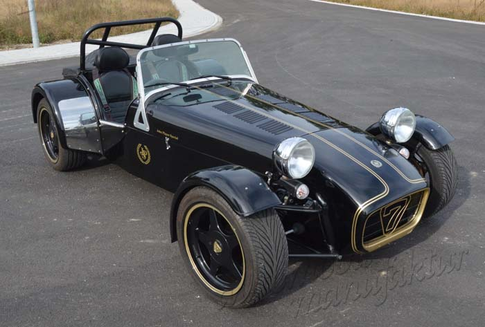 "Caterham Supersport ""John Player Special"""