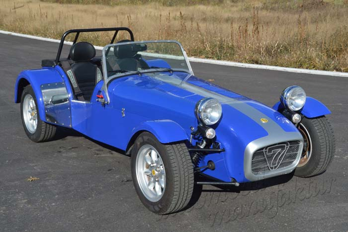 "Caterham Supersport ""The Dazzling Python"""