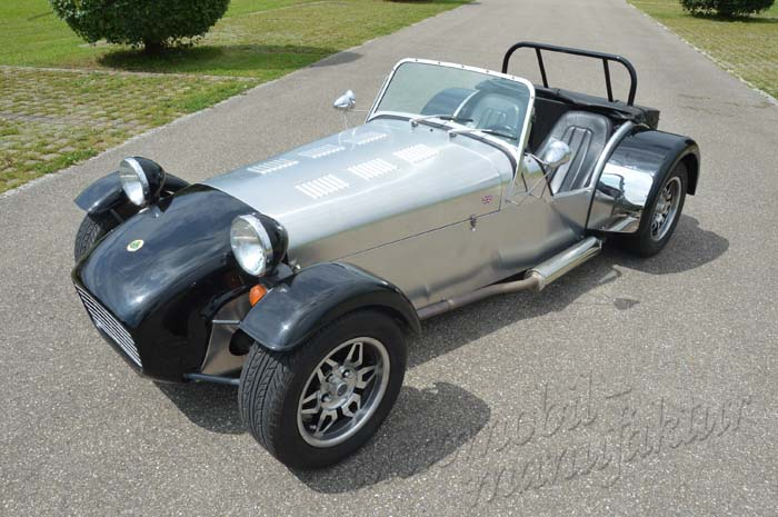 """Caterham Supersprint """"The Silver Sting"""""""