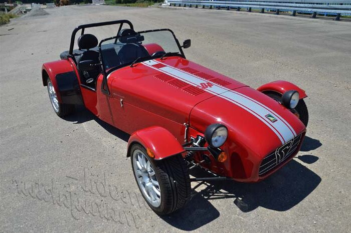"""SV-Caterham Special Edition """"40th Anniversary"""""""