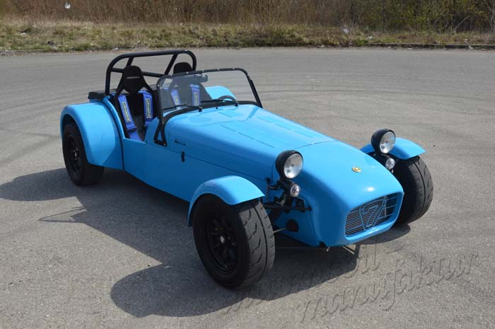 """Caterham Supersport """"The Growling Thunder"""""""