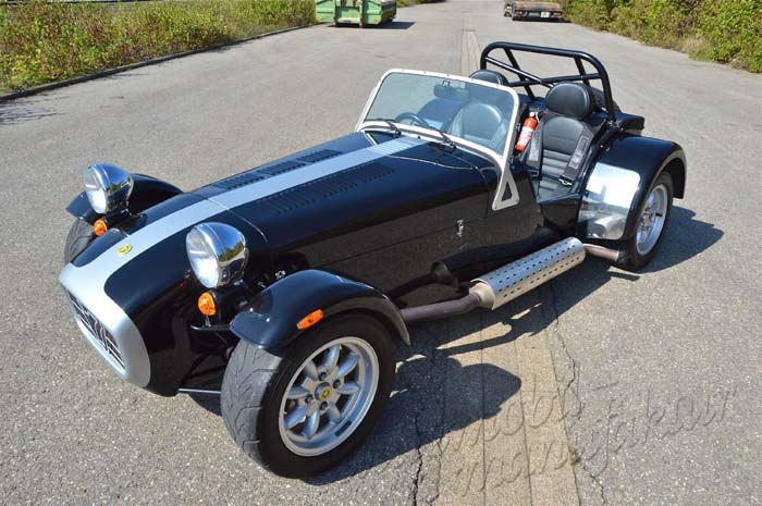 """Caterham Supersport """"The Shooting Wraith"""""""